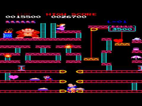 Donkey Kong 2: Jumpman Returns Playthrough (L=01)