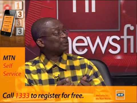 Corruption in Ghana - Newsfile on Joy News (17-10-15)