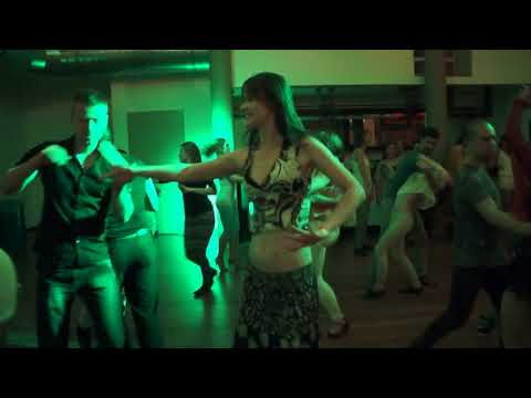 DIZC2014 - Social dances with Anecia and Victor ~ video by Zouk Soul