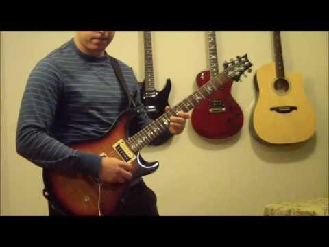 Sun Raha Hai Na Tu Full Electric Guitar Cover By Danial Haider video