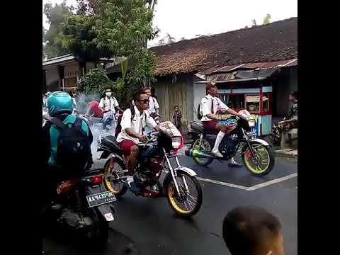 Karnaval 17 Agustus 2017 . (RX-KING) Banaran Grabag Magelang