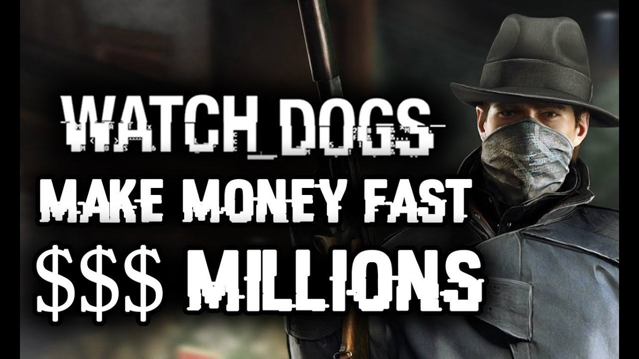 How To Hack Money In Watch Dogs