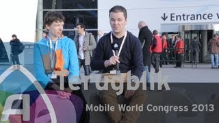 Het Mobile World Congress 2013 besproken (Dutch)