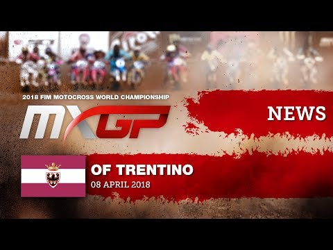 Qualifying Highlights MXGP of Trentino 2018