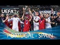 Download Futsal EURO 2018 final highlights: Portugal v Spain in Mp3, Mp4 and 3GP
