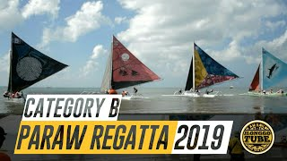 ILOILO CITY: Paraw Regatta 2019 | Main Sailing | Category B