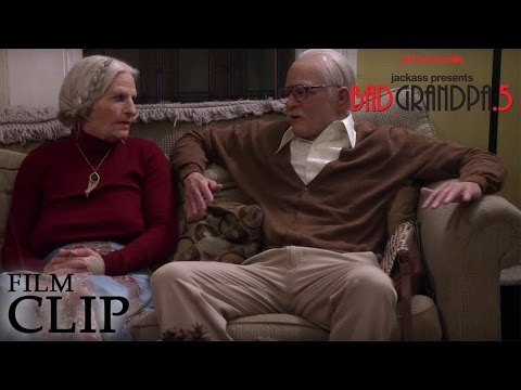 Jackass Presents: Bad Grandpa .5 - The Sex Therapist Clip (hd) video