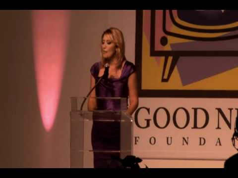 Wendy Burch Good News Foundation Founder Video