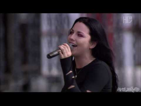 Seether Feat Amy Lee - Broken [Live @ Rock In Rio 2004] HD Music Videos