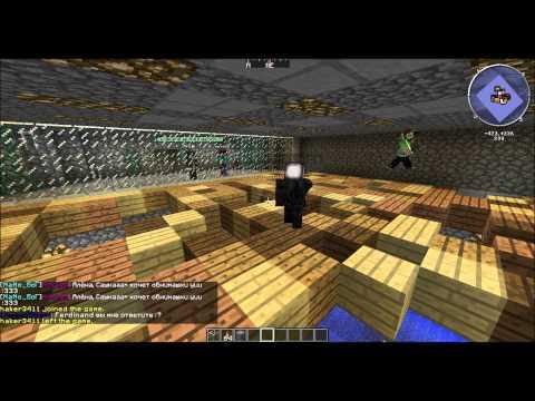Minecraft - Spleaf на сервере Ex Mine