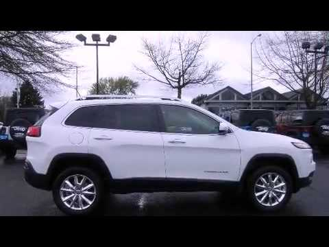 2014 Jeep Cherokee Limited in Eugene, OR 97401