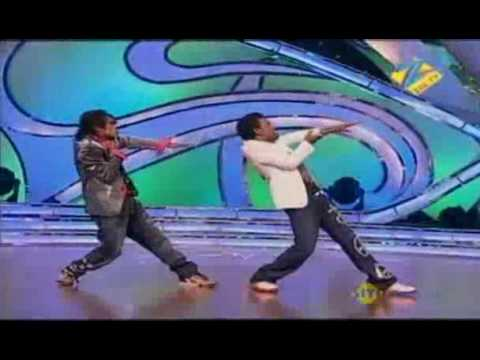 Lux Dance India Dance Season 2 April 03 '10 - Dharmesh & Prince video