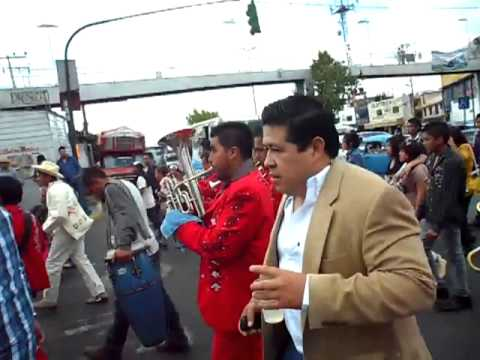BANDA KALEÑA RUMBO A LAS PEÑAS 2012