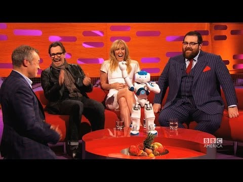Robot Dances Gangnam Style - The Graham Norton Show on BBC AMERICA