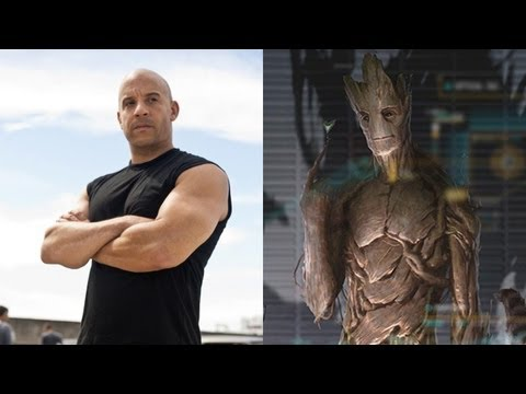 Vin Diesel Talks 'Guardians of the Galaxy'
