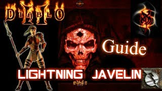 Lightning Javazon is javazon the Best PVM Build in the Game? - Diablo 2