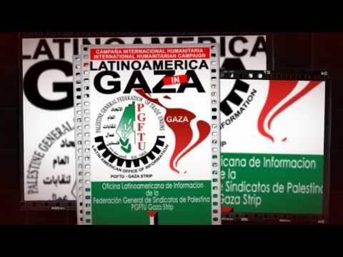 Urgent Aid Gaza! - Latinoamerica In Gaza - International Humanitarian Campaign for Gaza Strip