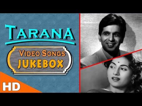 Taraana   HD Video Songs   Jukebox   Madhubala & Dilip Kumar