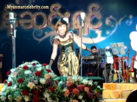 "Myanmar Celebrity Hot Performance ""Phan Sinn Shinn"""