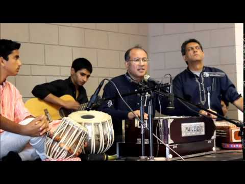 Aye Dil Kise Ki Yad Main (Fusion)- Live By Rizwan Wali Muhammad...