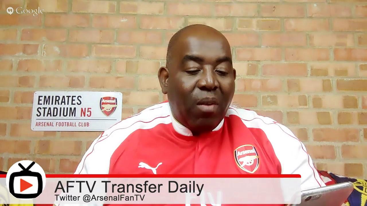 Arsenal Moves For Busquets & Lewandowski  | AFTV Transfer Daily