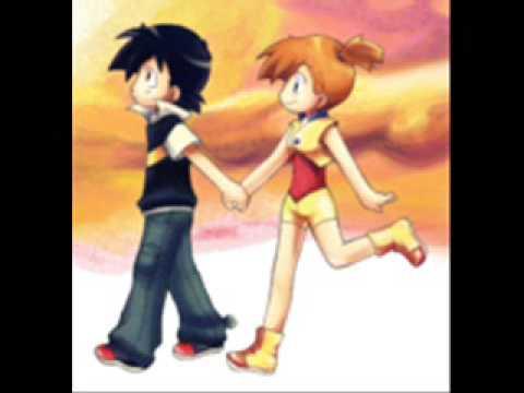 Pokemon Ash & Misty's Love Story video