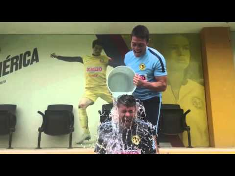 Oribe Peralta - Ice Bucket Challenge
