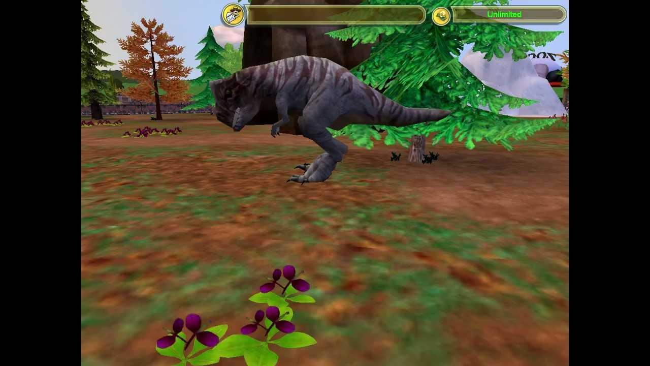 Carnotaurus Laying Egg on ZT2 - YouTube