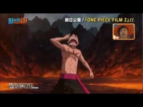 One Piece Film Z Full Fight!