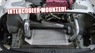 Twin Turbo Mr2 Has an Intercooler! We Take The Rx7 To Mexico!