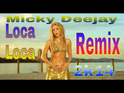[english Songs] Shakira Awesome Song - Loca Remix - Best English Songs-video video