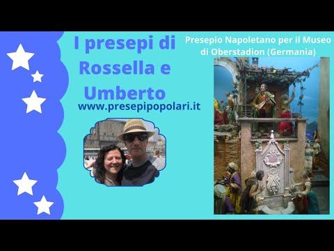 I presepi di Rossella e Umberto Presepio Napoletano(parte I°)