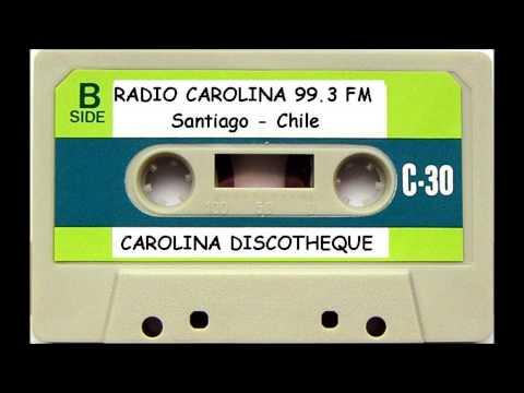 Emulación Carolina Discotheque 80´s  Rock Latino 01