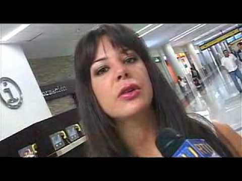 Daniela Tambasco en Ecuador. Modelo de Play Boy