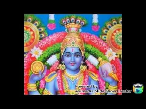 Bhagavande Sripada Guruvayoorappan Song video