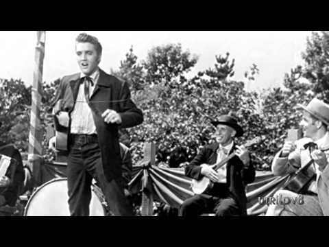 Elvis Presley - Little Cabin On The Hill