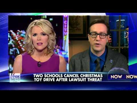 The Kelly File   Megyn Kelly Interviews Roy Speckhardt 11 21 13