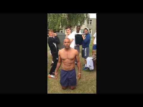 Wayne Thomas ALS ice bucket challenge next up Jason Roberts Garry Monk and Adam Llalana