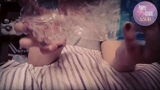 Mermaid pillow + water sounds | ASMR
