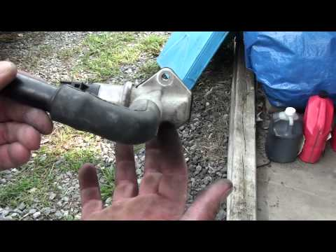 HOW TO D I Y  CLEAN YOUR IDLE AIR CONTROL VALVE