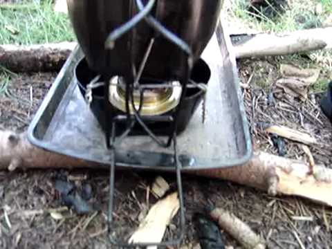 BCB Crusader Cooking Set - For Camping Hiking Survival Bushcraft Etc