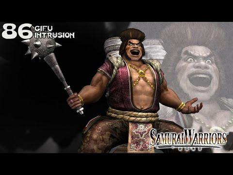 Samurai Warriors (86) Goemon - Gifu Intrusion