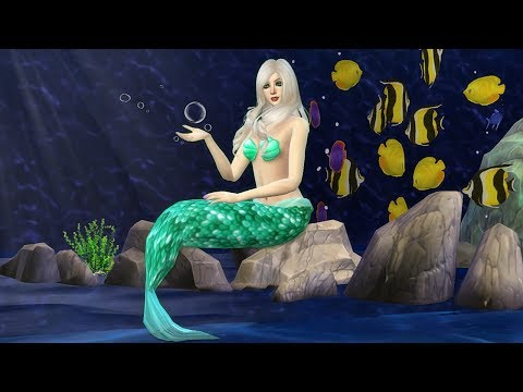 download lagu The Mermaid Tales 💗  Sims 4 Machinima gratis