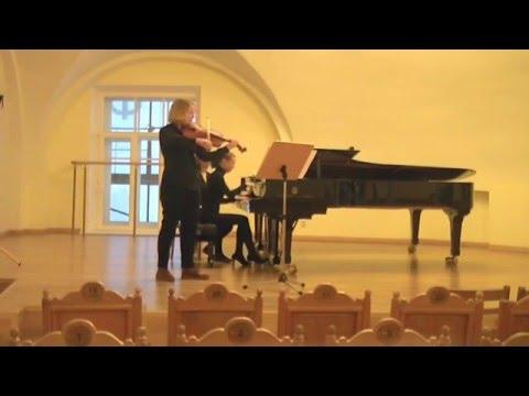Феликс Мендельсон - Соната для фортепиано соль минор op.105