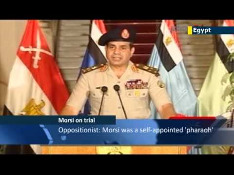 Egypt Braced for Morsi Trial: Ex-Egyptian president faces accusations over civilian protester deaths