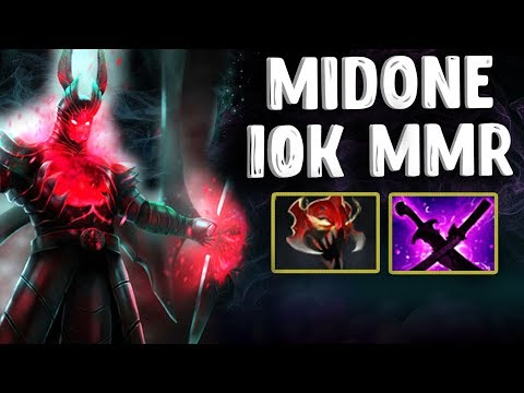 MIDONE 10K MMR TERRORBLADE DOTA 2