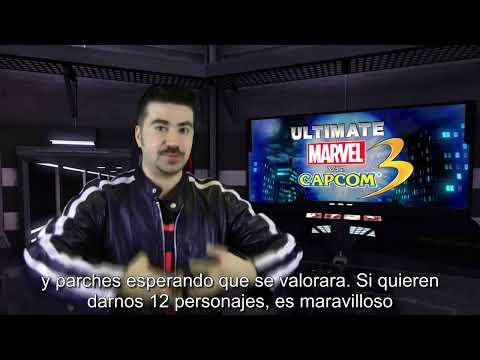 Angry Joe - Ultimate Marvel VS Capcom 3 Rant! (sub español latino)