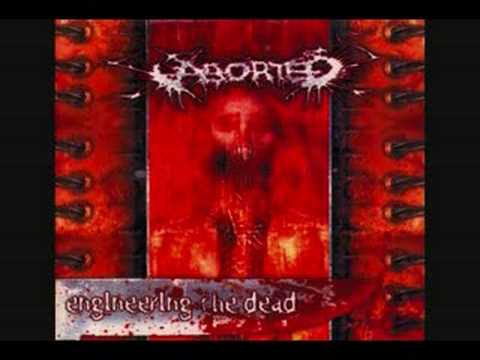 Aborted - Eructations Of Carnal Artistry
