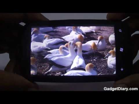 Nokia Lumia 510 Music and Video Playback Quality