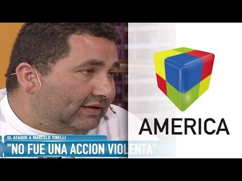 Hablaron los protagonistas del ataque a Marcelo Tinelli en pleno aire de su programa
